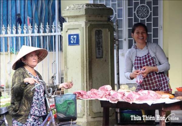 Thừa Thiên Huế: Giá heo giảm, người nuôi gặp khó
