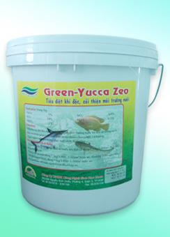Green yucca yeo