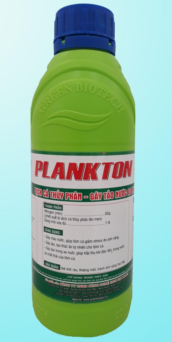 PLANKTON(HỮU CƠ)