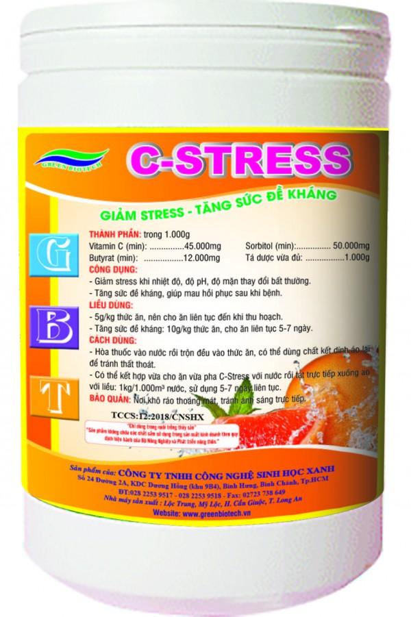 C - Stress