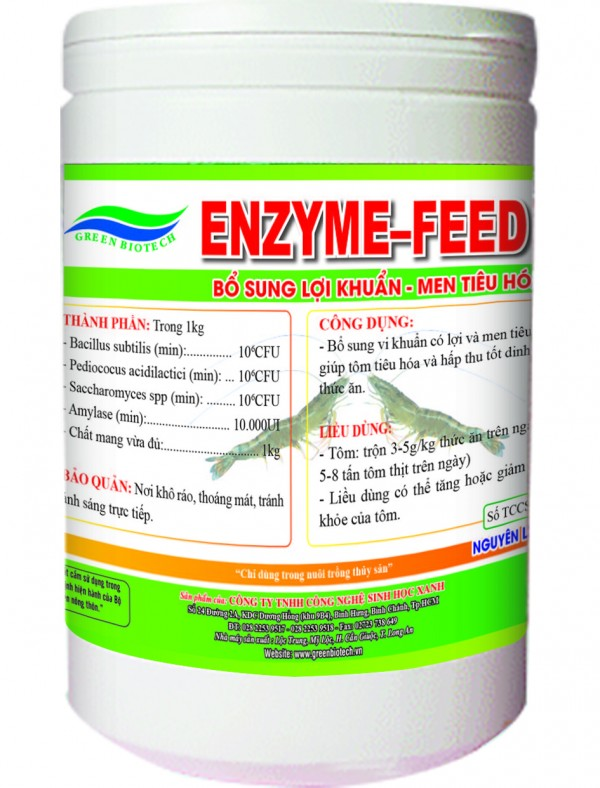 Enzyme - Feed