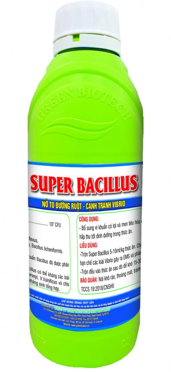 SUPER BACILLUS