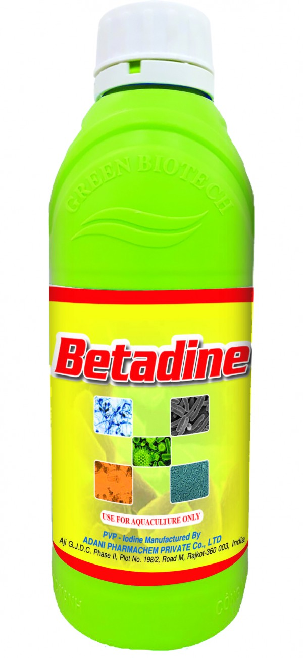 BETADINE (chai nhựa)