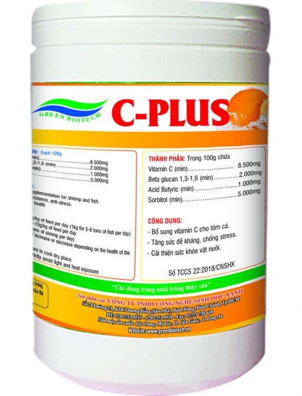 C - Plus