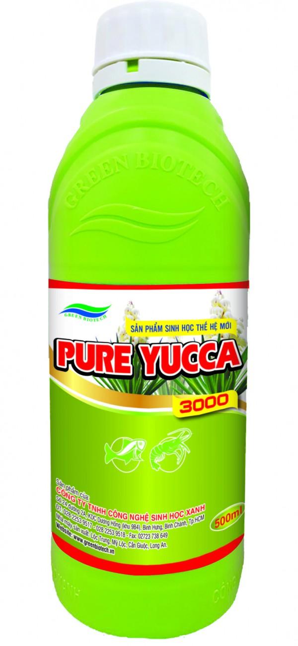 PURE YUCCA 3000
