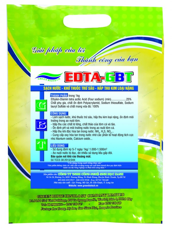 EDTA-GBT
