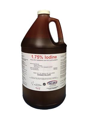 1.75% IODINE (NHẬP USA)